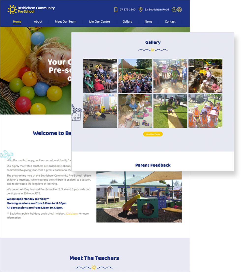 Bethlehem Community Website