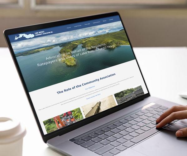 Lake Rotoiti Website