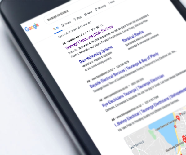 Tauranga Mobile Search